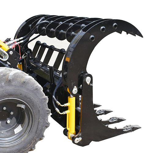 Root Grapple Rake